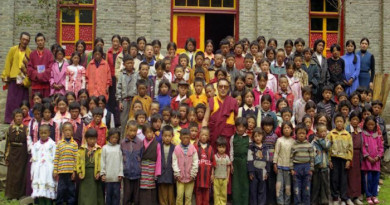 For Tenzin Delek Rinpoche