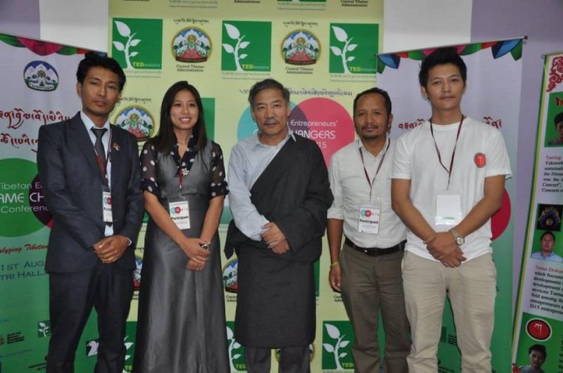 Tibetan Entrepreneurship Development Winners