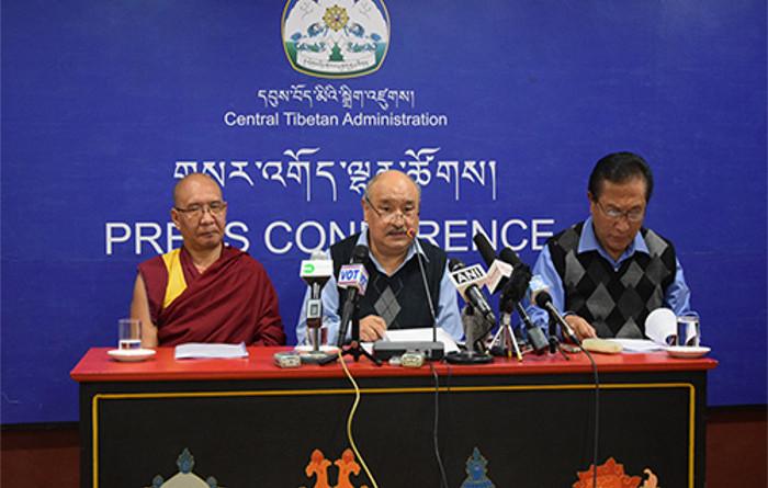 Tibetan Election Commission, sikyong 2016