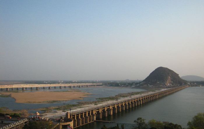 River Krishna will get India's First Underwater tunnel