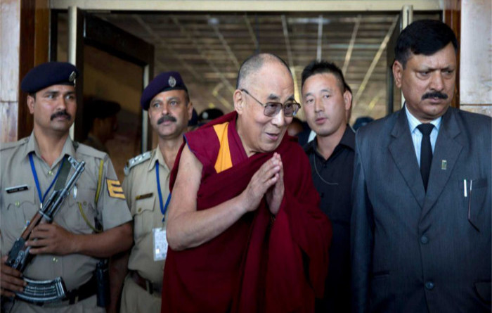 No-Frisk Privilege for His Holiness Affirmed