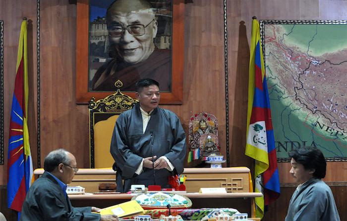 Speaker Penpa Tsering