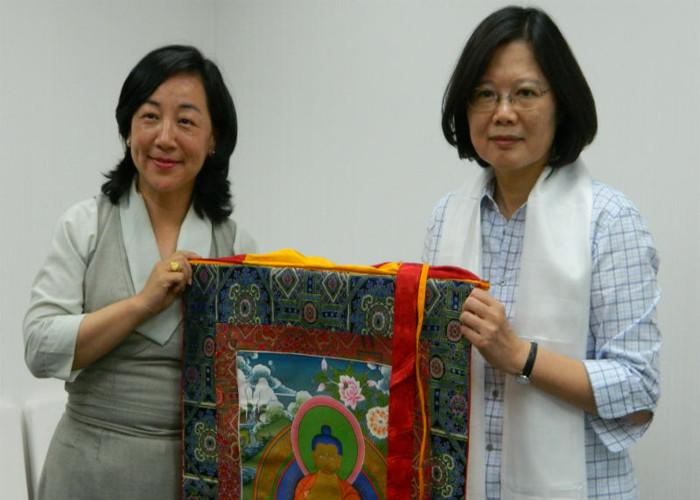 Taiwan and Tibet