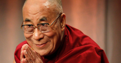 No Major Concerns about Dalai Lama Health