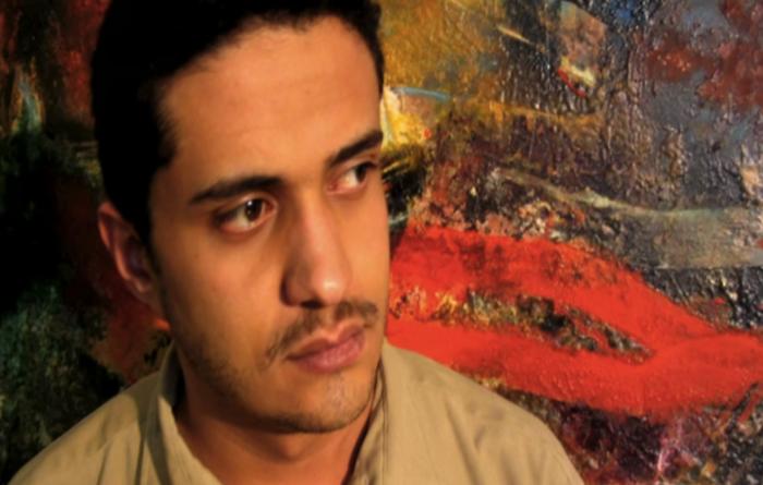 Saudi Poet Ashraf Fayadh