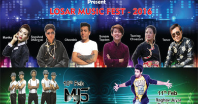 Tibetan Losar Fest To Feature Indian Sensations Raghav and MJ 5