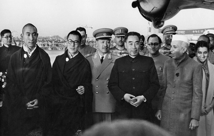 India could have saved Tibet