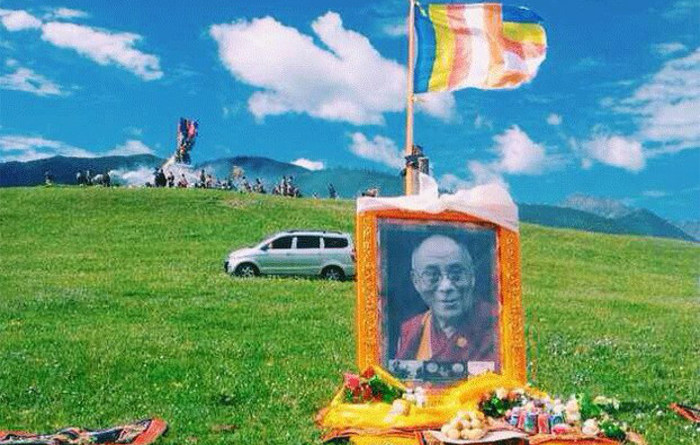 Wechat Enabled Tibetans To Pass Their Prayers For Dalai Lama's Health