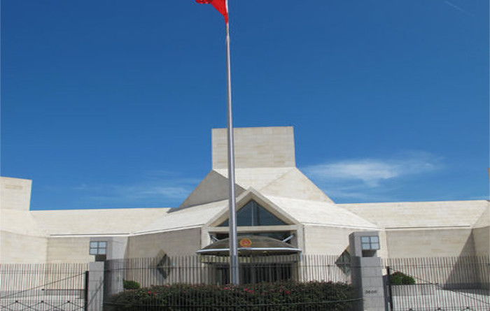Should Obama Block Renaming China Embassy's Street After Liu Xiaobo?