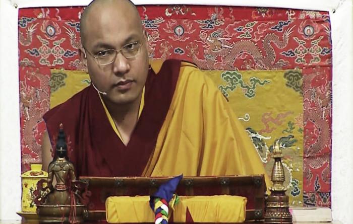 Karmapa Talks On Buddhism And Eating Meat