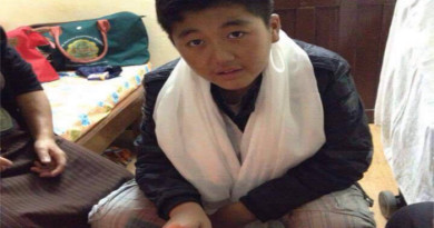 Breaking: Tibetan School Boy Burns Himself In India For Tibet