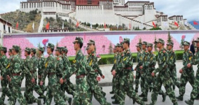 Wary Of Tibetan Uprisings China Clamp Down Tibet For March