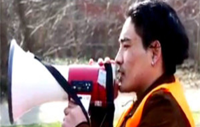 Rigzin Dorjee Tries to Kill Himself for Free Tibet