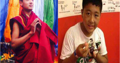 A Monk Self Immolates In Tibet On Same Day Of Dorjee Tsering's Self Immolation In India