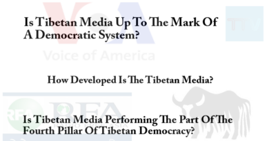 Can Arnab Goswami be our journalist in Exile Tibetan Media