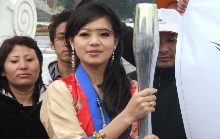 2006 Miss Tibet Pass Away