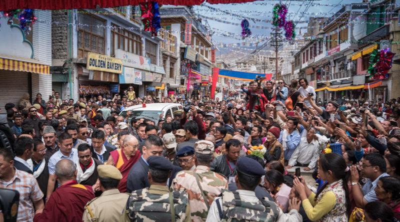 That 300m Pilgrimage Dalai Lama Took By Walk, World Will Remember