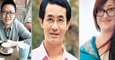 Chinese Journalists Expulsion Primarily Associated To Shugden Issue