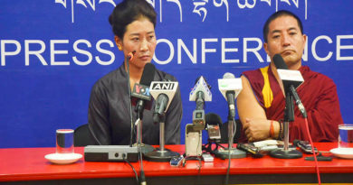 Tenzin Delek Rinpoche Died Of Torture In Prison: His Niece