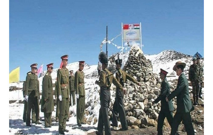Chinese Troops Incursion Came Face To Face With Indian Soldiers In Uttarakhand