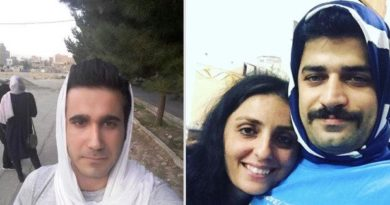 Hijab Enforced By Law For Women In Iran But Their Men Join Their Fight Against It