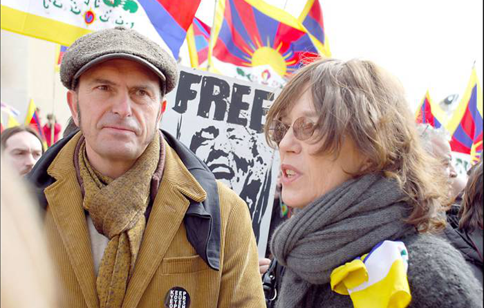 Celebrity Jane Birkin Denied China Visa For Her Pro-Tibet Supports