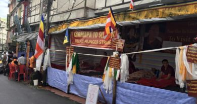 Allow Karmapa To Visit Sikkim: Monks Enter 33rd Day Of Hunger Strike