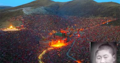 A Resident Tibetan Nun Suicides Against Forced Demolishing Of Larung Gar