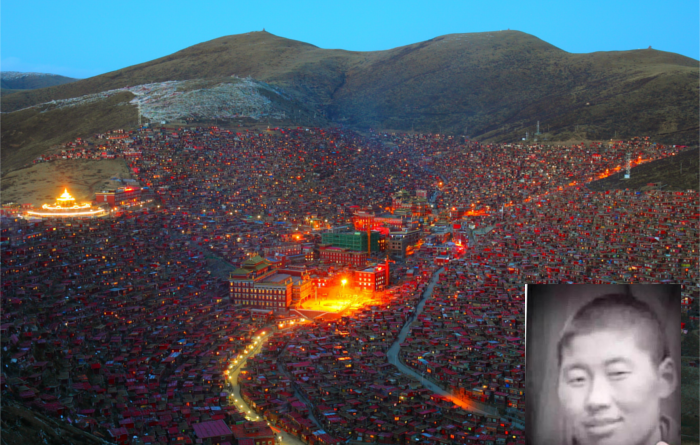 A Resident Tibetan Nun Suicides Against Forced Demolishing Of Larung Gar