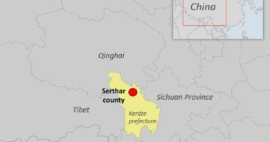 Besides Larung Gar, A Nearby Township Seized By Chinese Authorities