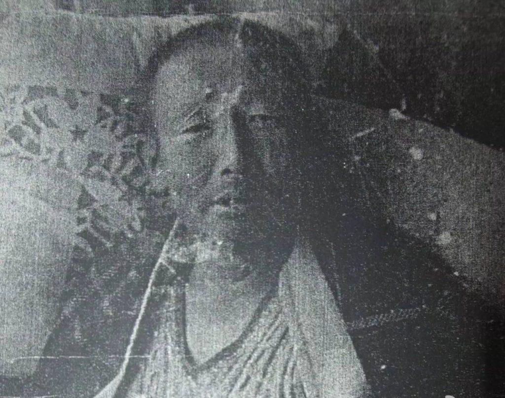Gendun Chophel's Last Picture