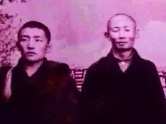 Gendun Chophel In Lhasa Before Getting Arrested
