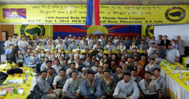 TYC Stands Firm To Seek Complete Independence For Tibet