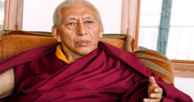 Tibetan Vote System Does Not Invalidate Democratic Principles: Samdhong Rinpoche