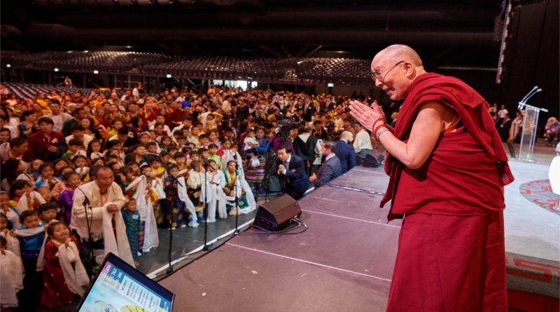 Dalai Lama Arriving In France Today, Chinese Pressure Mounts