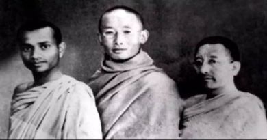 Rare Pictures Of Contemporary Tibetan Scholar Gendun Chophel