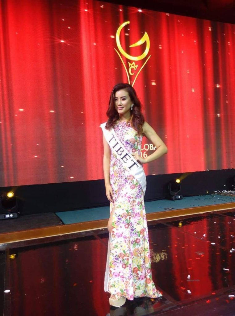 Miss Tibet Speaks About Miss Global Experience