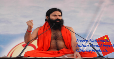 Baba Ramdev Explains Reason To Boycott China