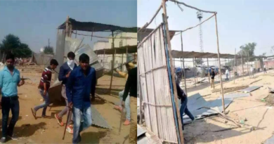 Tibetan Market Attacked By Local Traders In Haryana