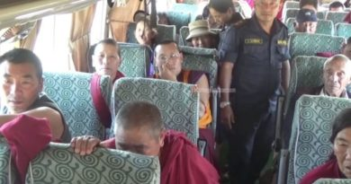 Nepal Police Arrests 41 Tibetans From Tibet