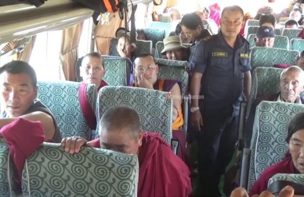 Nepal Police Arrests 41 Tibetans From Tibet