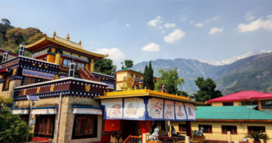 A Monk Hangs Himself To Death In Dharamshala