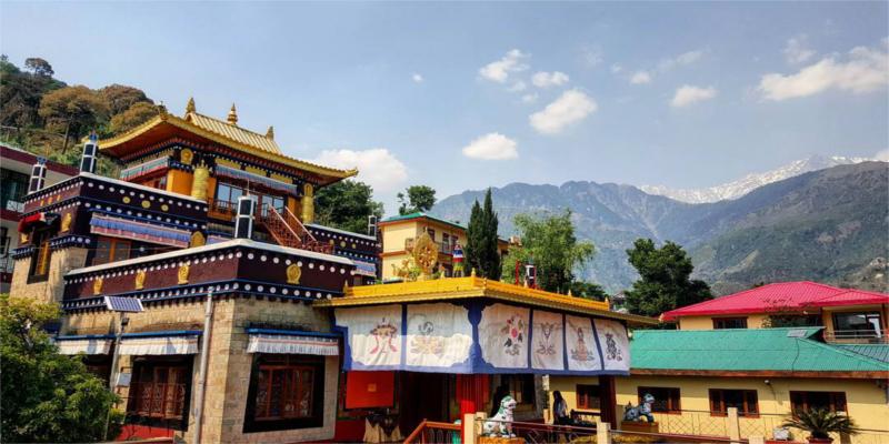 A Monk Hangs Himself To Death In Dharamshala