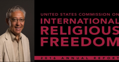Dr. Tenzin Dorjee Appointed U.S. Commission On International Religious Freedom Commissioner