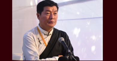 Tibetan PM Criticize China For Barring Tibetans To Attend Kalachakra