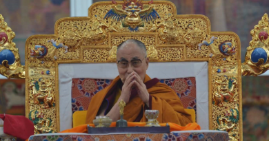 His Holiness The Dalai Lama Commences 34th Kalachakra At Bodh Gaya