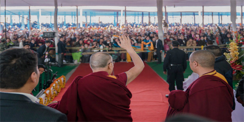 Dalai Lama Concluded 34th Kalachakra, Assured His Long Life