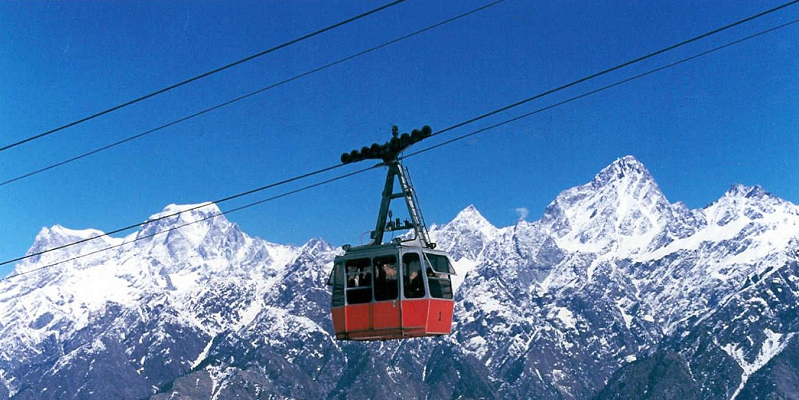 Dharamshala-Mcleodganj Rope Way Reality Soon