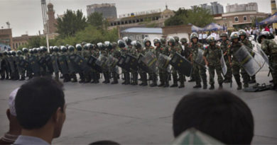China Exporting Abusive Tibet Policies To Xinjiang, Says Human Rights Watch