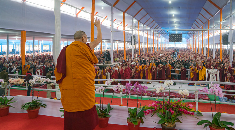 Make Transformation Within Oneself: Dalai Lama Says Purpose Of Kalachakra Initiation